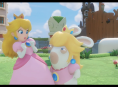 Rabbid Peach piratea el Instagram de los Rabbids