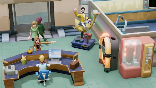 Two Point Hospital para Nintendo Switch, PS4 y Xbox One