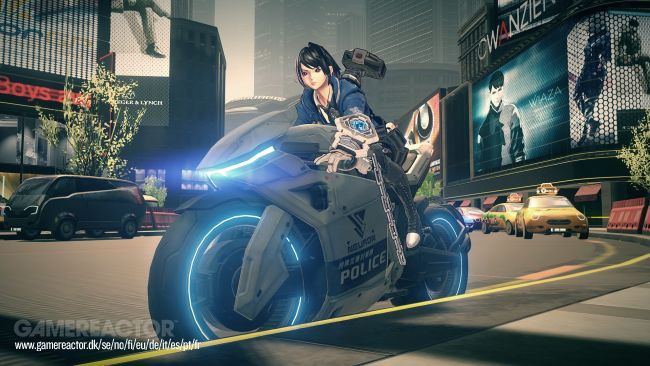 Mira media hora de gameplay de Astral Chain en Nintendo Switch
