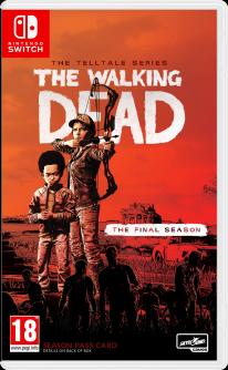 Resultado de imagen de the walking dead temporada final SWITCH