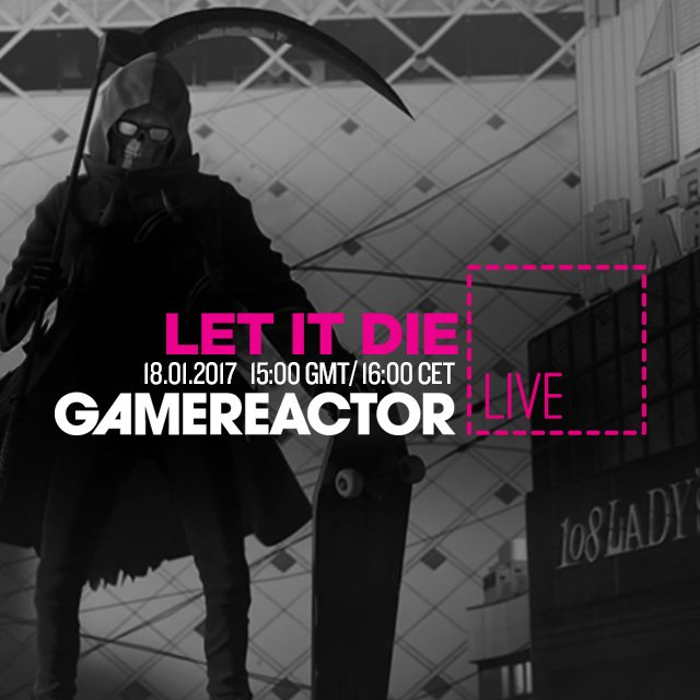 Hoy en GR Live: Let it Die