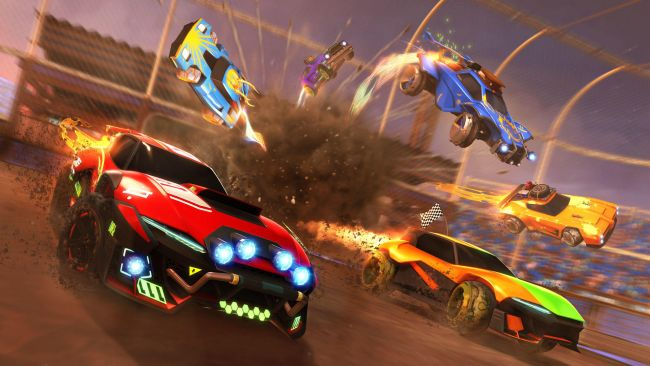 Rocket League descarga el Rocket Pass 4 el jueves