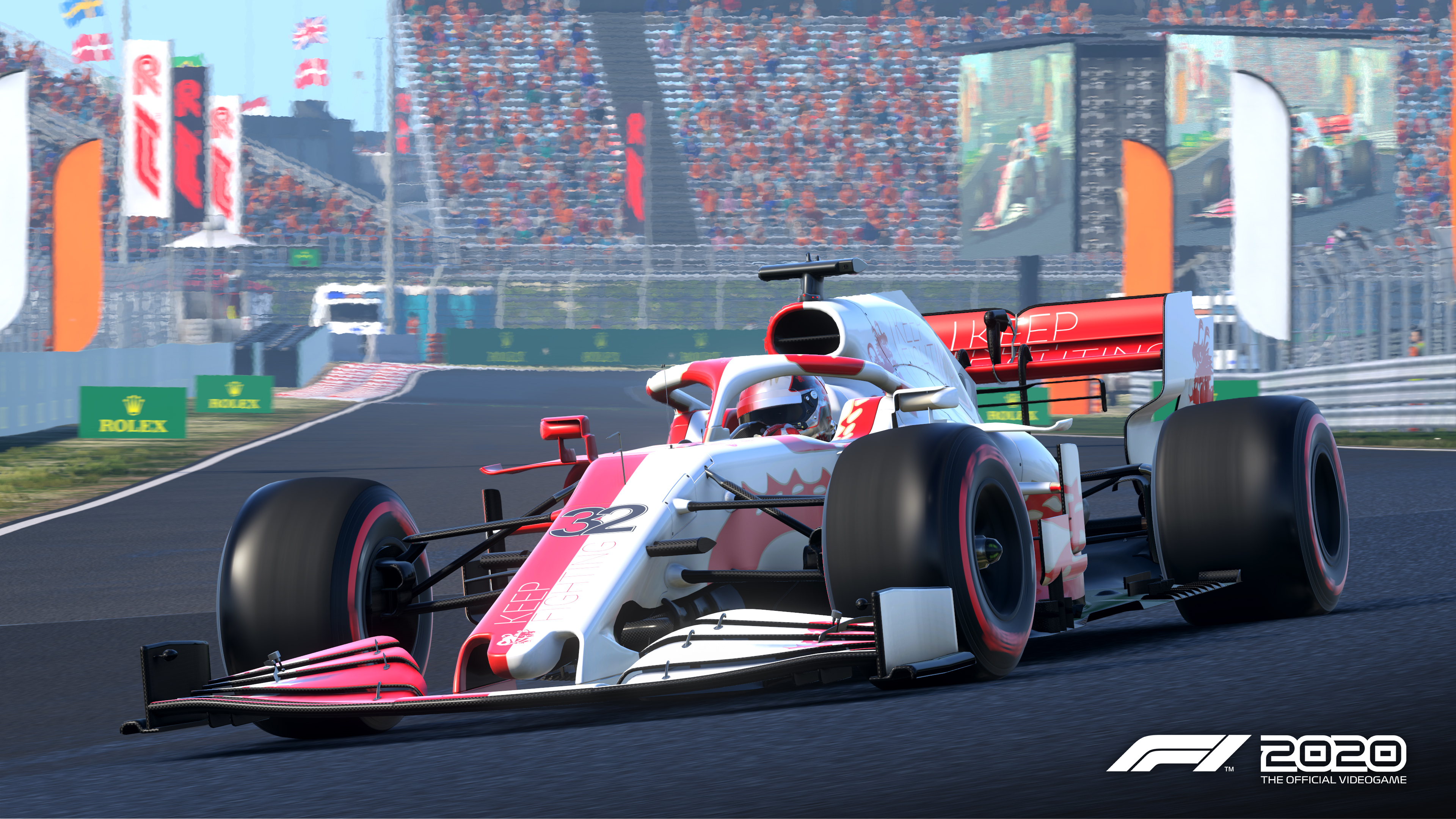 Oficial F1 2021, el primero de EA y Codemasters