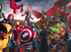 La cámara heroica retrata la acción en Marvel Ultimate Alliance 3