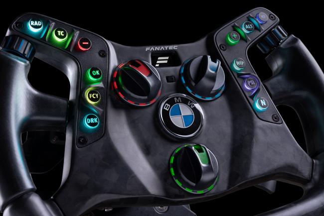 Fanatec BMW M4 GT3 Wheel, un volante para el coche real y para simracing