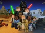The Mandalorian y el Star Wars de siempre son DLC en Minecraft