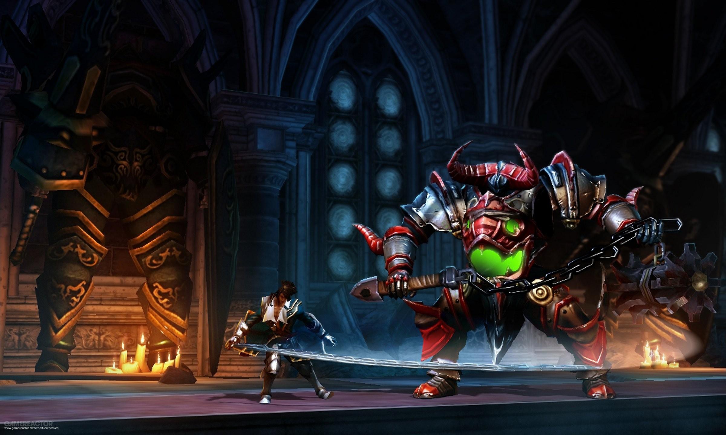 Resultado de imagen de castlevania 3ds lord of shadow