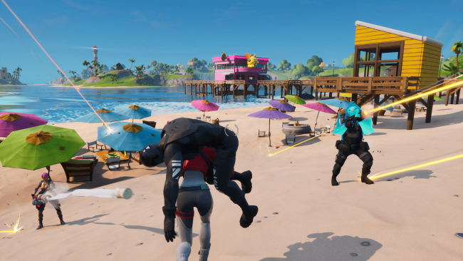 6 novedades de gameplay de Fortnite 2