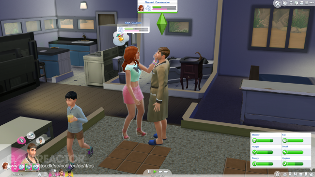 Los sims 4 an lisis gamereactor for Sims 4 piani di casa