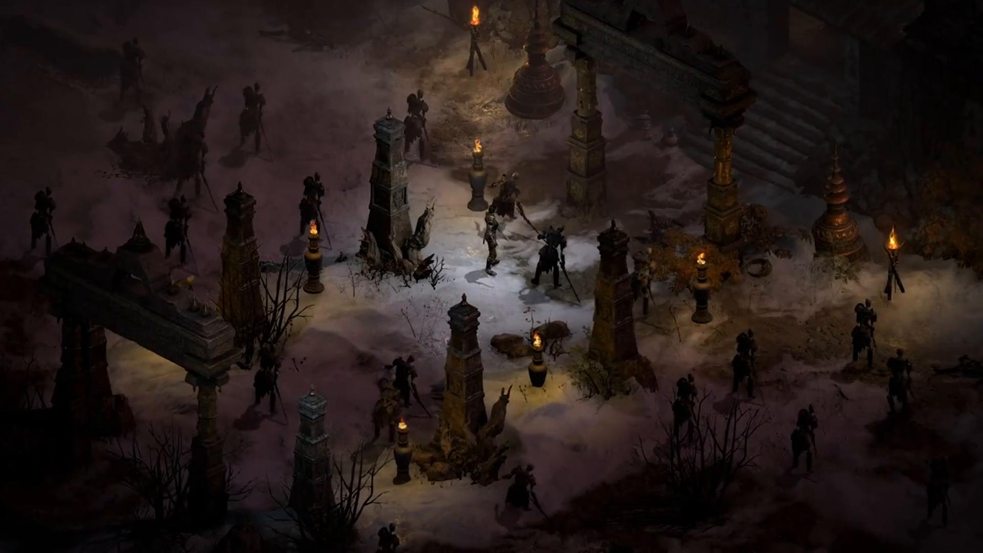 Rebusca tu vieja partida a Diablo 2 e impórtala en Resurrected