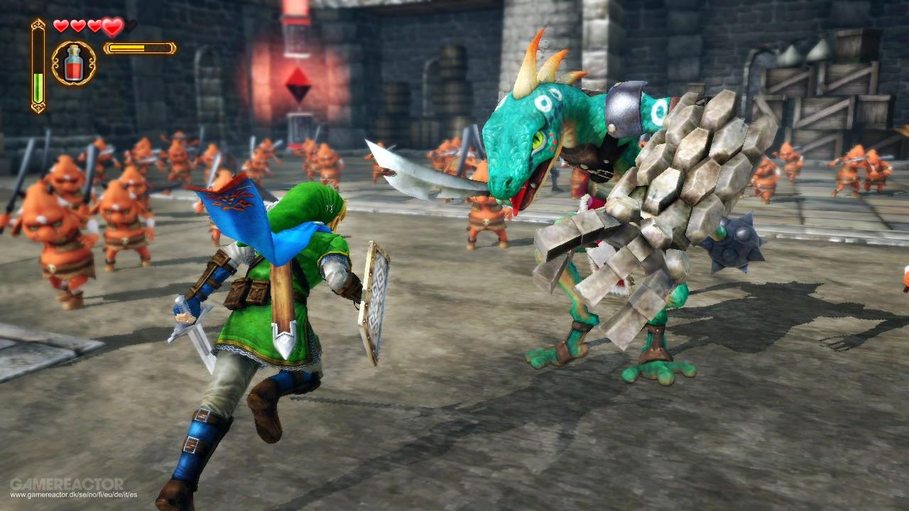 Imagenes De El Nuevo Juego De Zelda Para Wii U Esta Casi Terminado 1 1