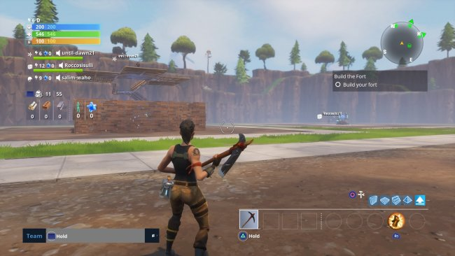 Fortnite - impresiones de Battle Royale y Desafía a la horda