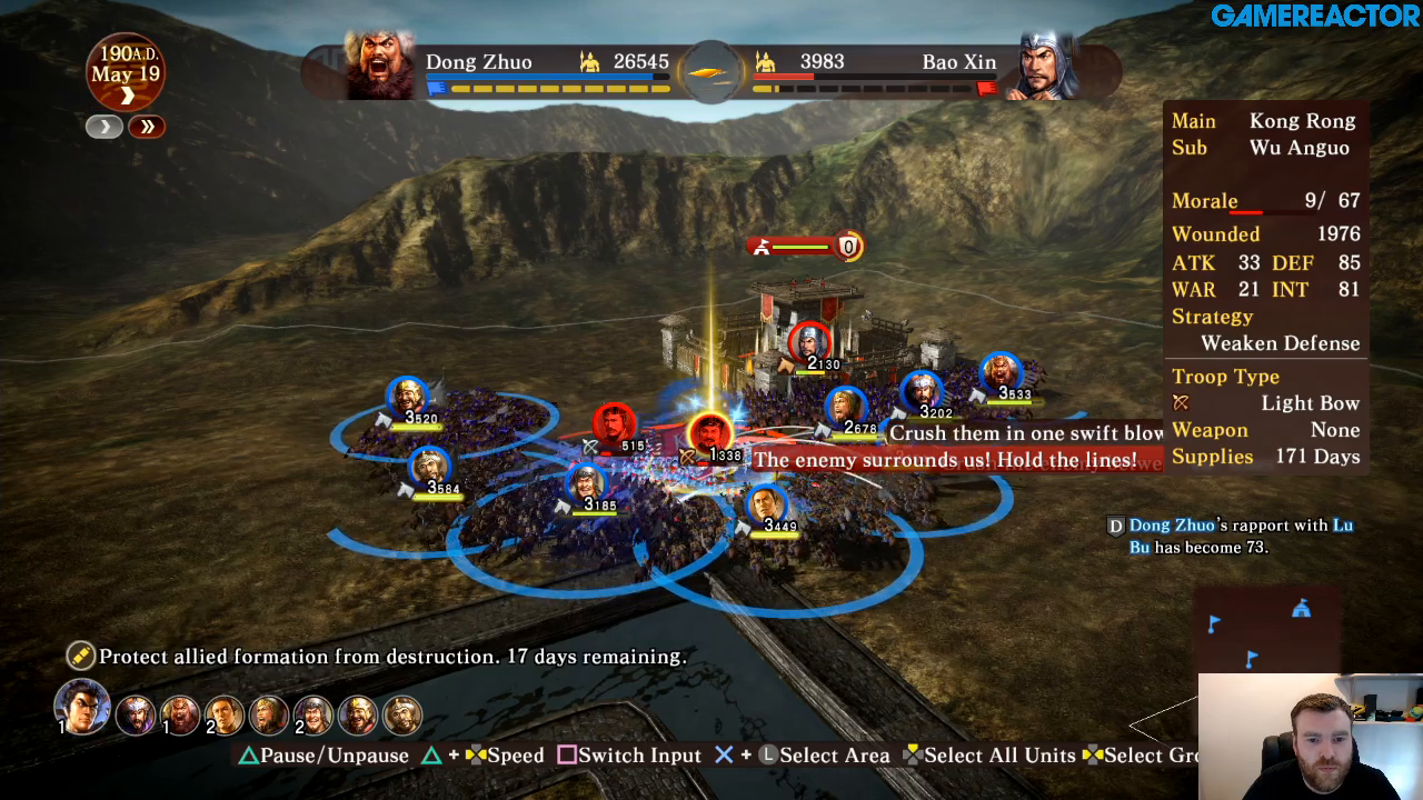 romance of the three kingdoms 13 guide ps4