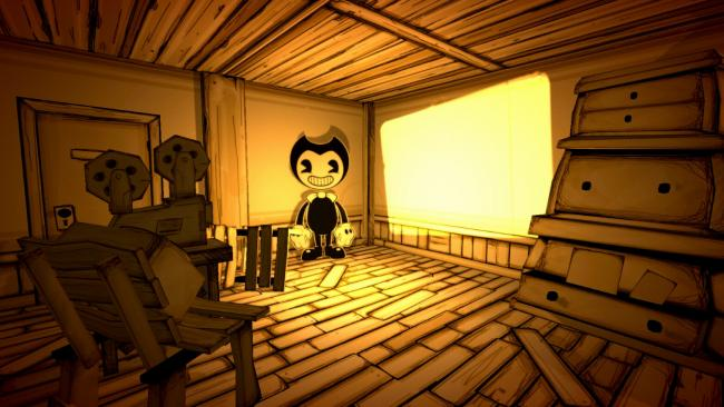El estudio de Bendy and the Ink Machine echa a tres cuartos de plantilla