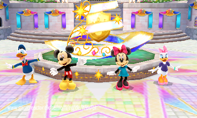 Disney Magical World 2, un viaje al universo de Mickey Mouse para Nintendo 3DS
