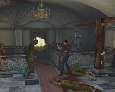 Imágenes de Resident Evil: Code Veronica X 14/17