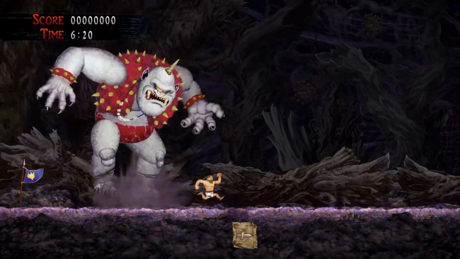 Ghosts 'n Goblins Resurrection (Nintendo Switch)