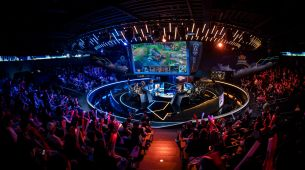Madrid acoge cuartos y semis de League of Legends Worlds