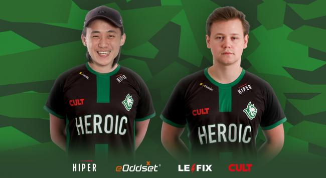 Heroic's JUGi and Snappi transfer to OpTic Gaming