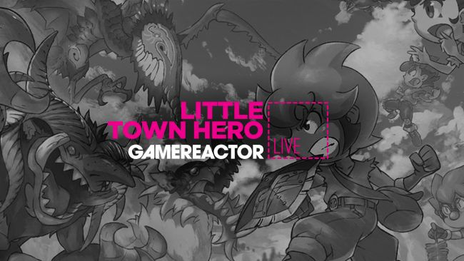 Hoy en GR Live - Little Town Hero