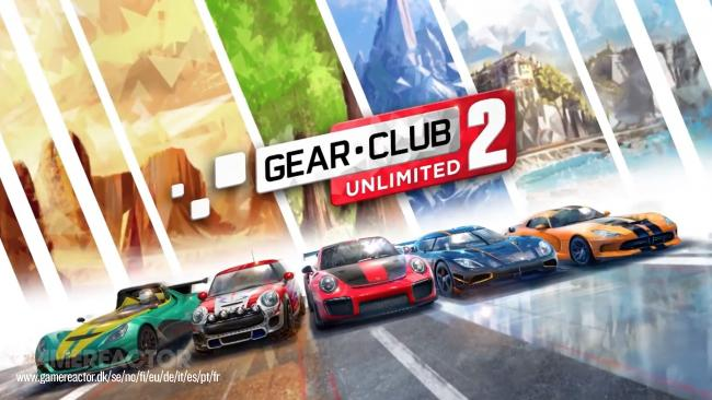 Gear Club Unlimited 2 llega a Switch expandiendo licencias