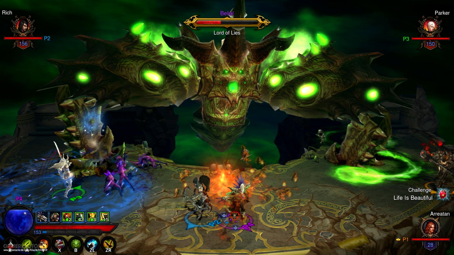 Diablo 3 Tödliches Drama