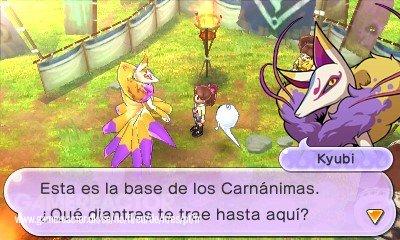 Yo-kai Watch 2: Fantasqueletos/Carnánimas