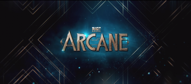 Arcane, una historia animada de League of Legends