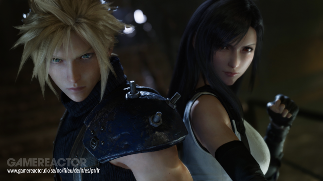 Final Fantasy VII: Remake - impresiones E3