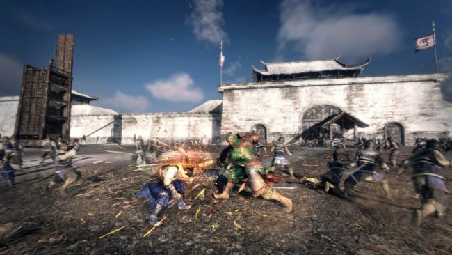 Empires + Dynasty Warriors 9 se hace hueco en Switch, PS5 y Xbox Series