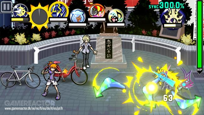 The World Ends With You -Final Remix- para Nintendo Switch