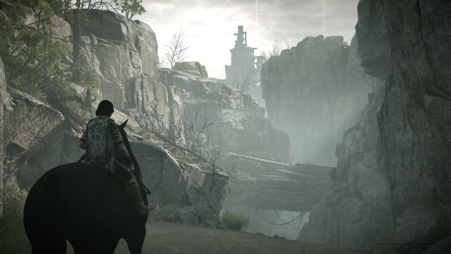 Mira la intro y gameplay exclusivo de Shadow of The Colossus PS4