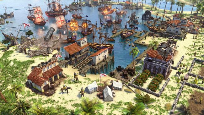 Age of Empires III: Definitive Edition - impresiones