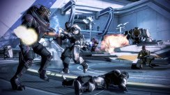 Mass Effect 3 - impresiones con Kinect