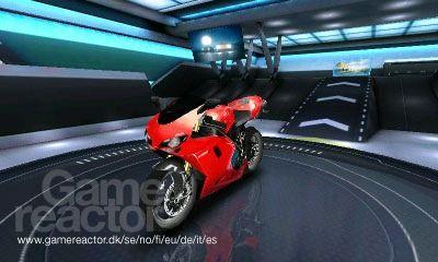 ... España - Asphalt 3D: Nitro Racing
