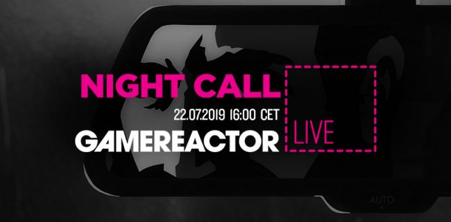 Hoy en GR Live - Night Call