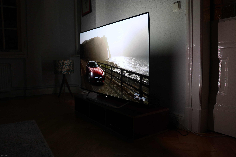 im genes de philips 55pos9002 oled tv 6 11. Black Bedroom Furniture Sets. Home Design Ideas