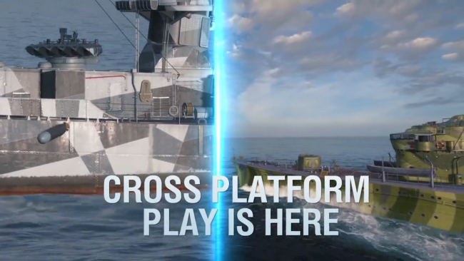 World of Warships: Legends estrena cross play entre PS4 y Xbox One