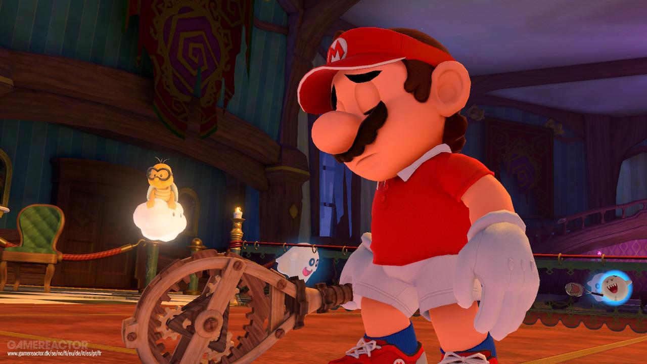 Guía Mario Tennis Aces de trucos y consejos