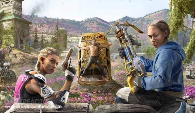 Far Cry: New Down no da soporte oficial a las GeForce RTX 20