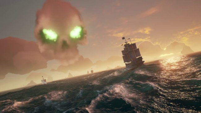 Rare detalla el sistema de progresión de Sea of Thieves