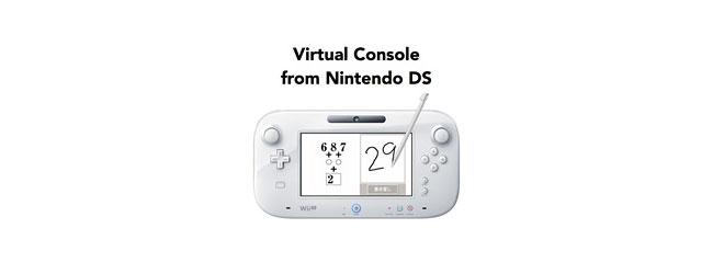 Imagenes De Se Podran Descargar Juegos De Nintendo Ds A Wii U 1 4