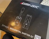 Palanca de cambios secuencial Simagic Q1-P