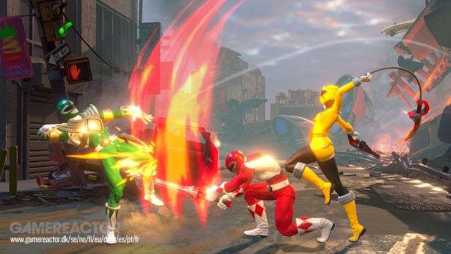 Otra temporada más para Power Rangers: Battle for the Grid