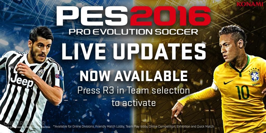 Nuevos equipos con la actualización de plantillas de PES 2016 be8b78ac8156a