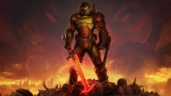 id Software desvela el estado de Doom Eternal Switch: pinta bien