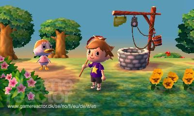 Entrevista a los padres de Animal Crossing: New Leaf