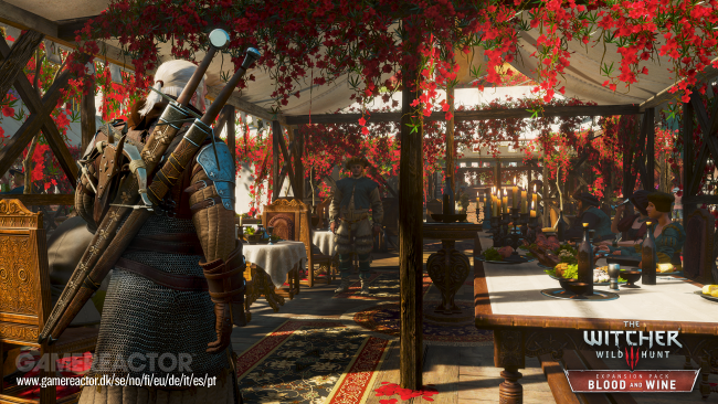 The Witcher 3  Enhanced Edition, ahora en dificultad hardcore