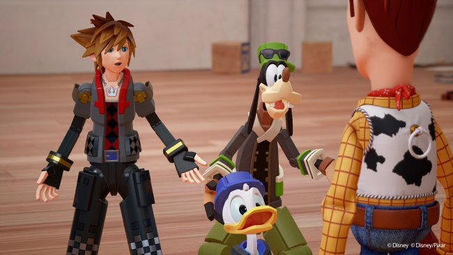 Kingdom Hearts III - impresiones