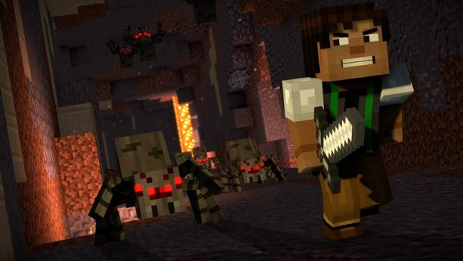 Minecraft: Story Mode - Season 2 - Episodio Uno